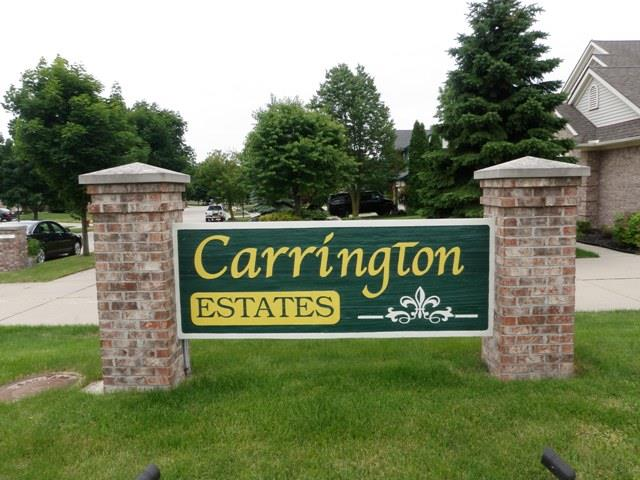 Carrington Estates Livonia Michigan