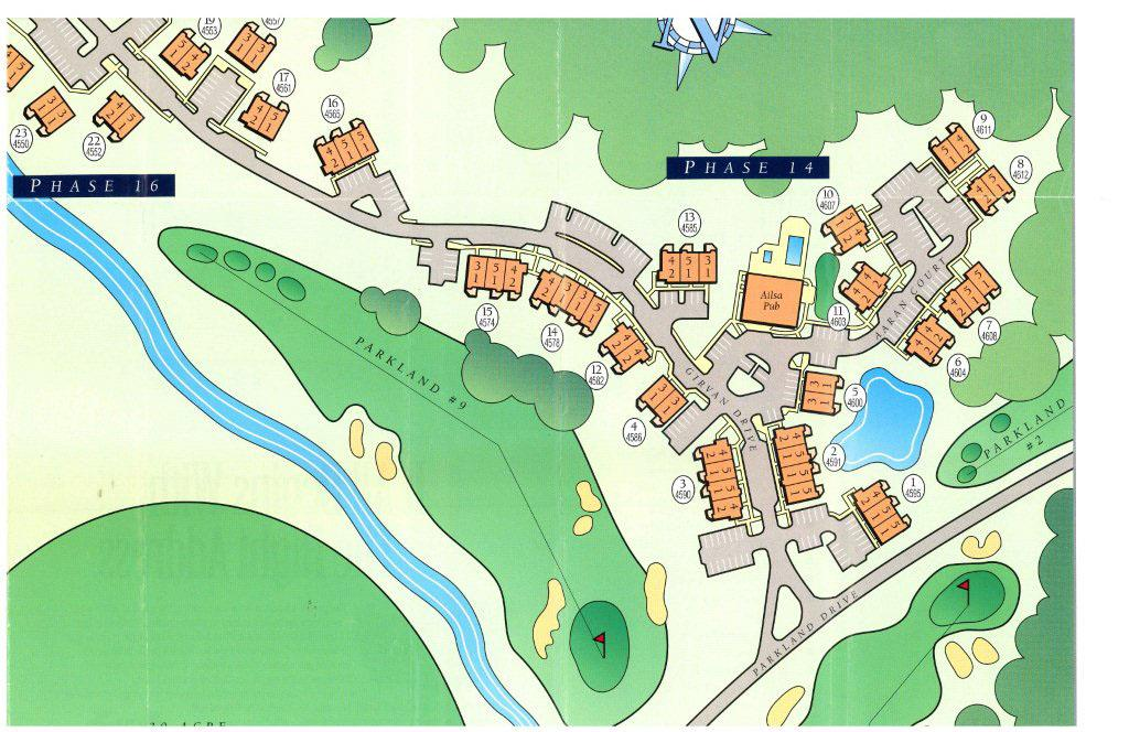 turnberry park site map