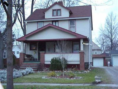 246 Harvard Ave, Elyria, Ohio, 44035, SOLD HOME, 3 bedroom, 1 full bath, 1 half bath, formal dining, fenced yard, 2 car garage, $84900, deck, basement