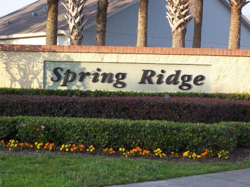 Spring Ridge Apopka FL
