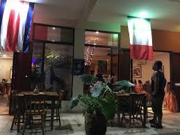 Bocelli's restaurant Playa Hermosa Guanacaste Costa Rica