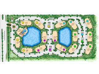 Positano Place Naples Fl site plan