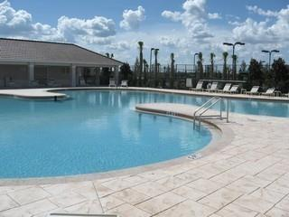 Orange Blossom Ranch Naples Fl community pool