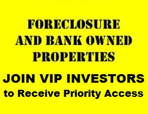 JOIN VIP INVESTORS TO RECEIVE PRIORITY ACCESS TO POWER OF SALES