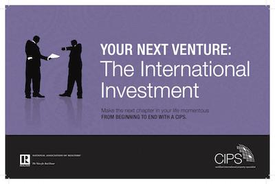 Smart Money now travels the globe to find the best opportunities for ROI,