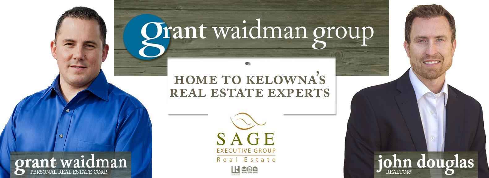 Kelowna Realtors Grant Waidman Group