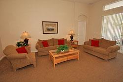 Rental Home Highlands Reserve 4 Bedroom near Disney World