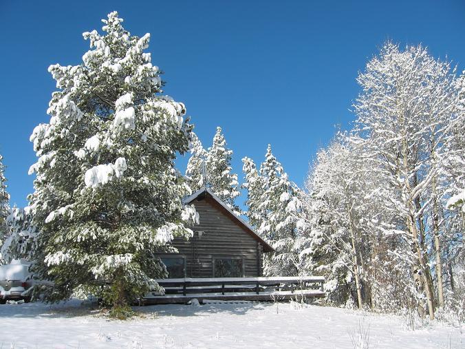 """Aspen Ridge Cabin"""
