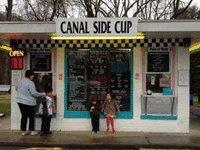 Canal Side Cup in Williams Township