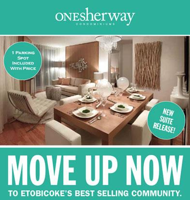 one sherway condos