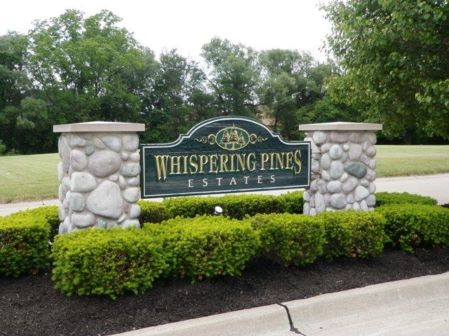 Whispering Pines Estates Livonia Michigan
