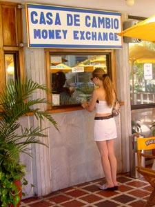Currency Exchange In Mexico