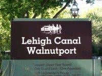 Lehigh Canal Walnutport PA