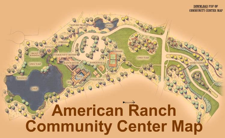 American Ranch Equestrian Center Tennis Swimming Pool Club House