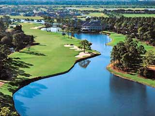 Grey Oaks Naples Fl golf course view