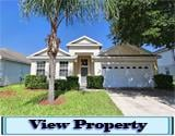 Rental Home Windsor Palms 4 Bedroom