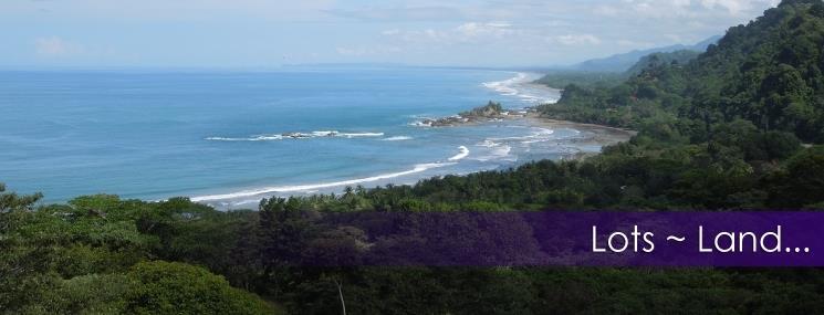 Puntarenas Lots & Land, Costa Rica