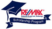 Toronto Real Estate GTA - Re/Max Scholarship Program