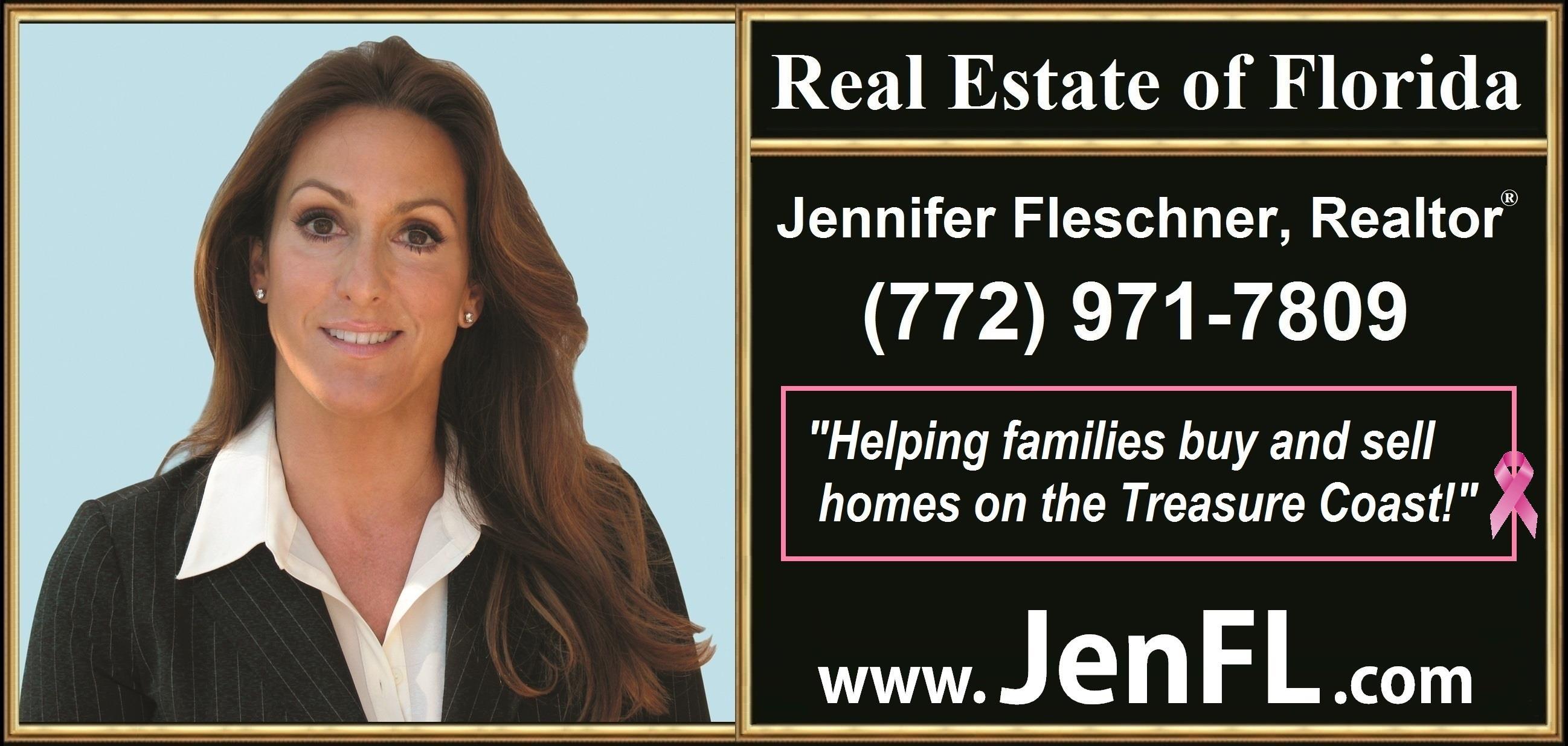 Jennifer Fleschner Realtor Ad