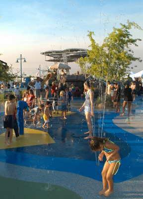 Tempe Splash Playground