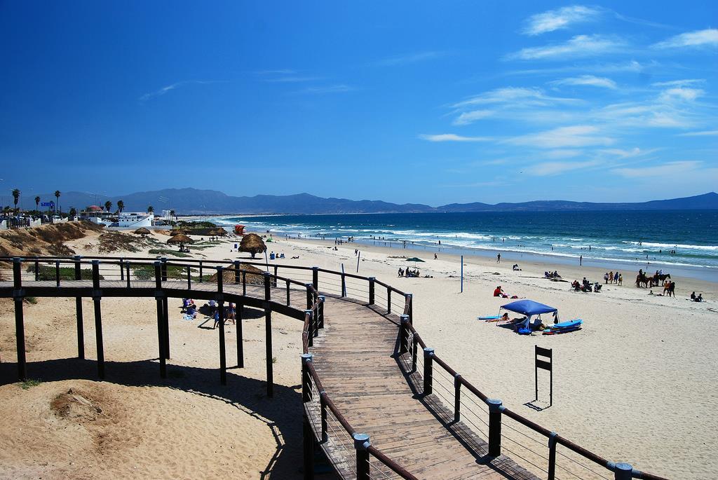 ENSENADA BEACH BAJA CALIFORNIA