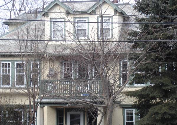 Brookline home tells a story