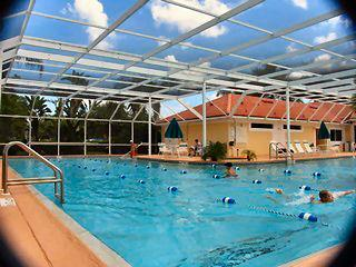 Pipers Grove Naples Fl community lap pool