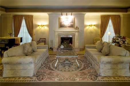The Mansion condominiums 45 Kingsbridge Garden Cirlce and  55 Kingsbridge Garden Cirlce lobby