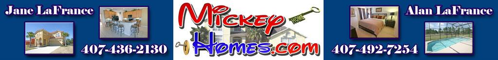 Mickey Homes For Sale Near Disney World
