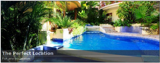 Villas Sacbe Pool