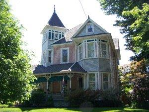 College Hill Historic Home 1