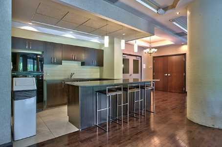 Eden Park condominium party room