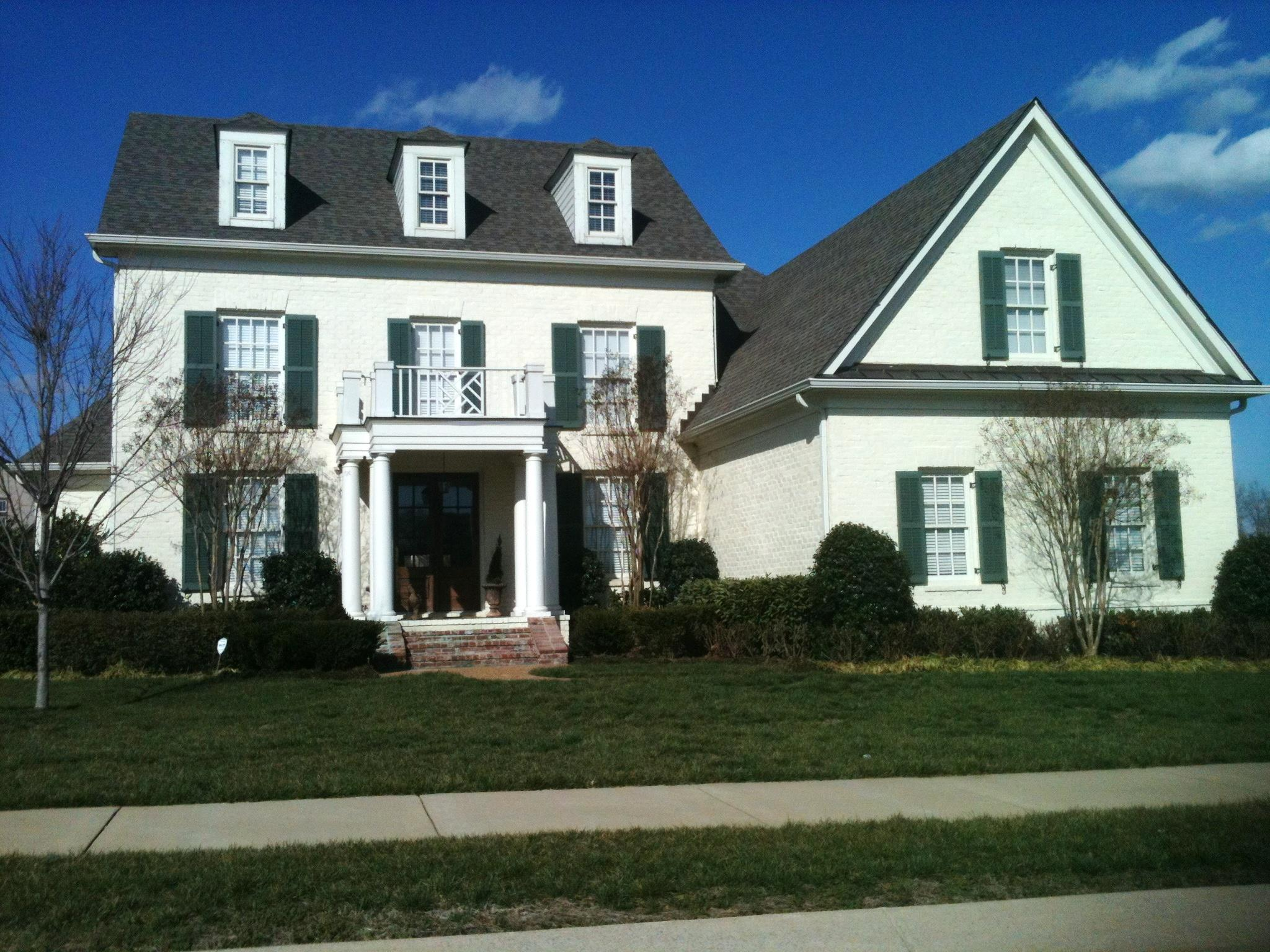 Spring Hill tn Home in Bridgemore Village