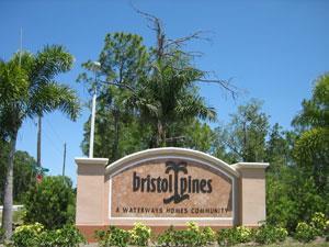 Bristol Pines Naples Florida