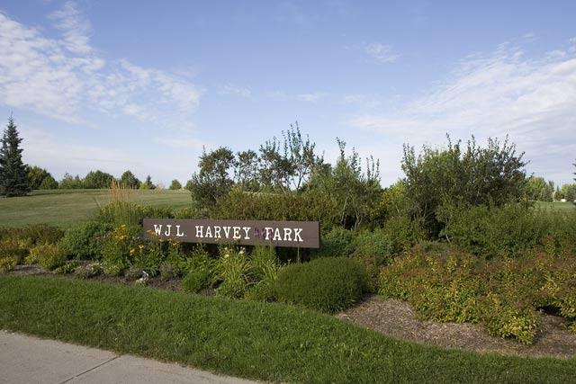 WJL Harvey Park in Silverwood Heights, Saskatoon