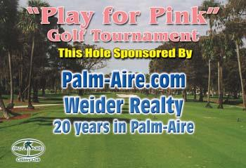 Breast Cancer Charity Tournament