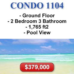 Azul Fives Condo for Sale 1104