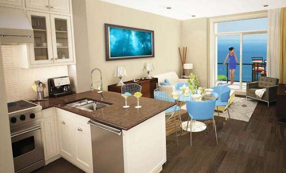 sapphire Waterfront Trails Stoney Creek Hamilton Model Suite