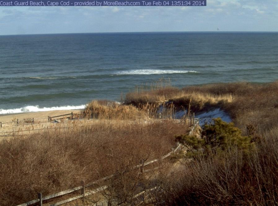Coast Guard Beach Webcam
