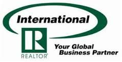 International Realtor Logo