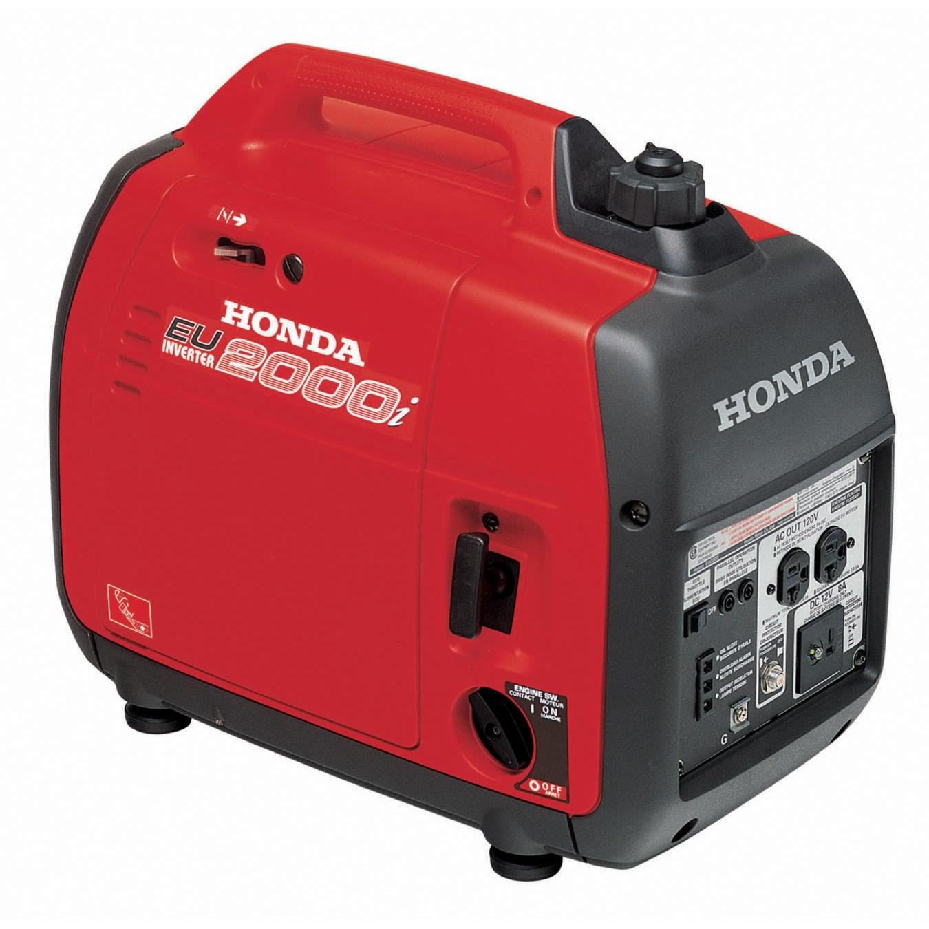 Honda EU2000i Super Quiet Inverter Generator