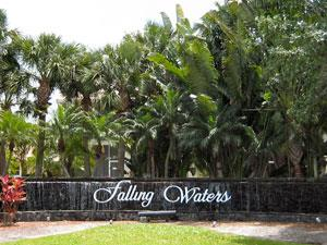 Falling Water Naples Florida