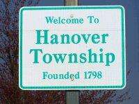 Hanover Township in Lehigh Valley, PA