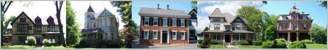 Lehigh Valley Historic Homes
