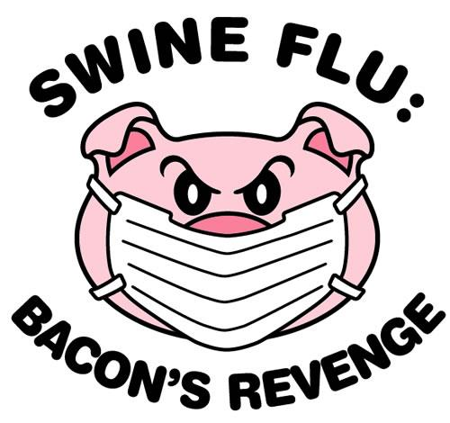 And you thought bacon wouldn't bite back!!