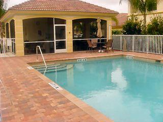 Madison Park Naples Fl neighborhood pool