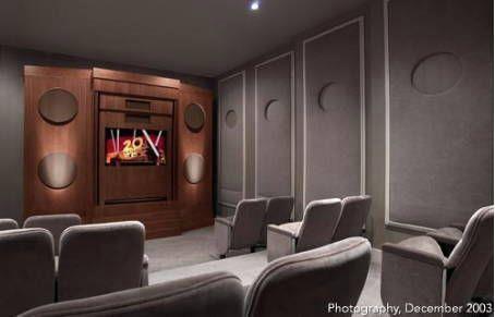 Hullmark condominium movie theather