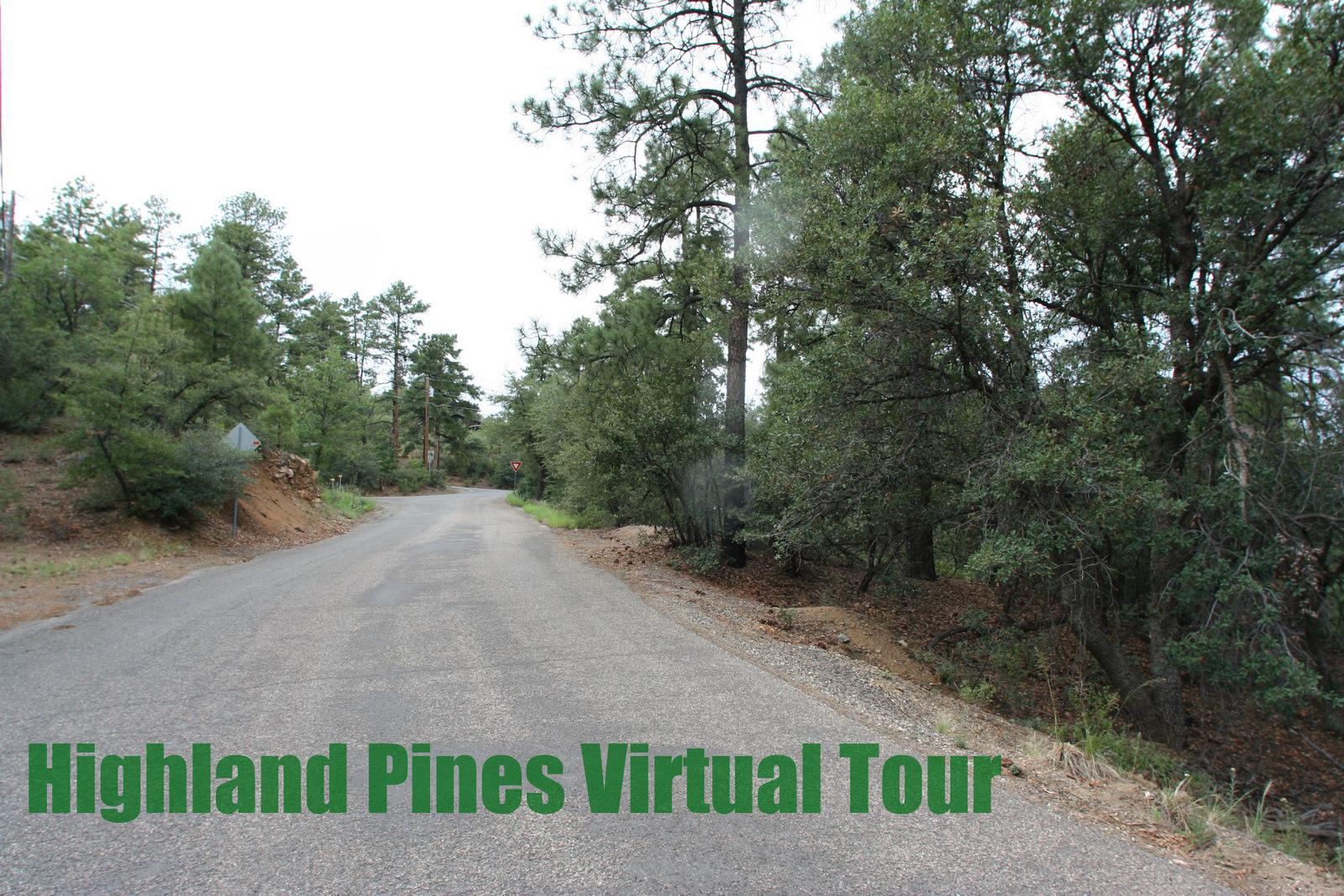 Pictures of Highland Pines Real Estate Prescott AZ Virtual Tour