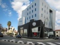 Newest building in Paphos, Cyprus