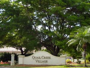 Quail Creek Village Naples Florida